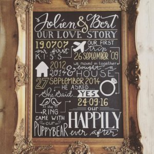 Jolien & Bert Lovestory